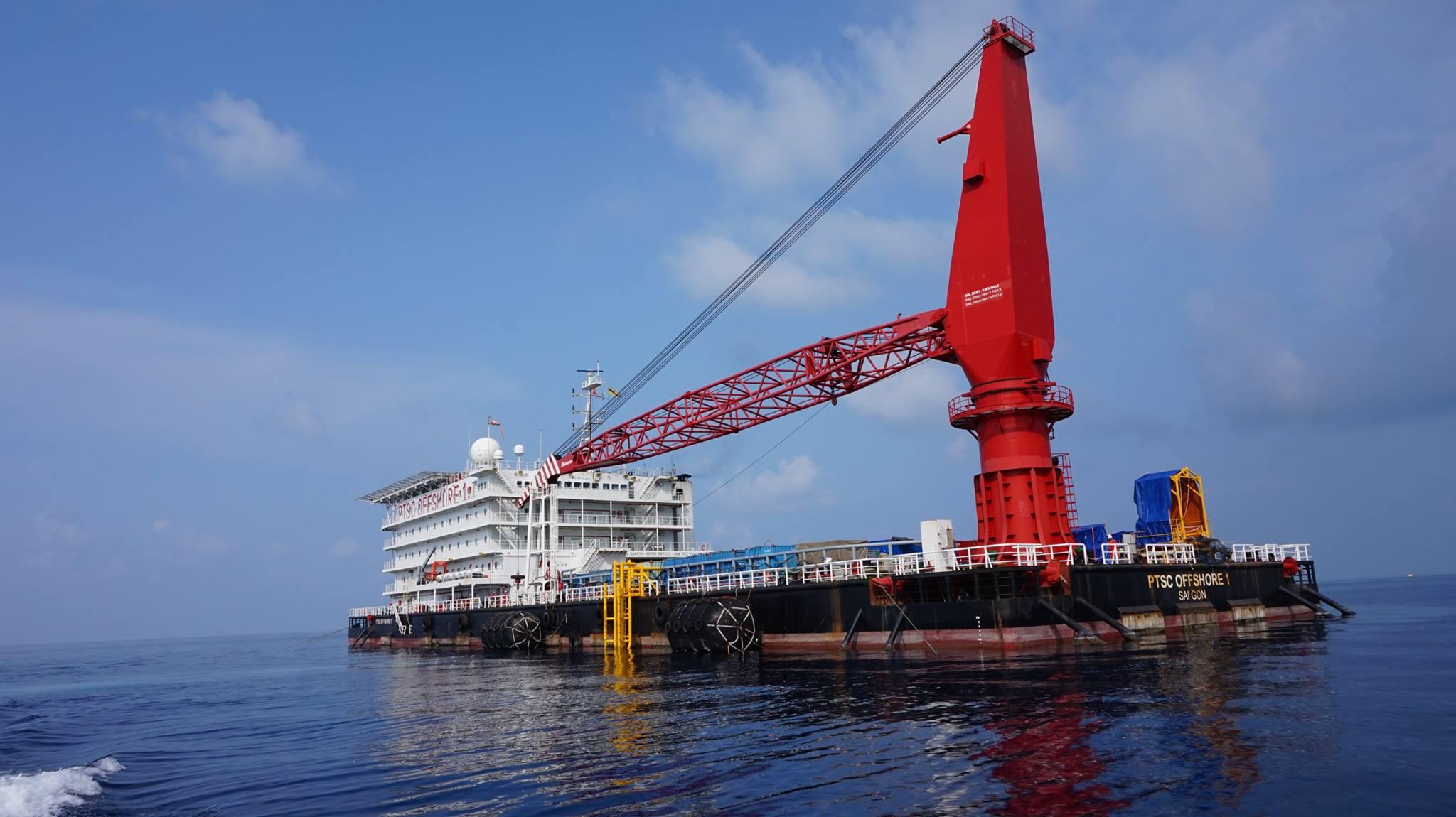 Góc Offshore – MLJ3 Platform – Brunei