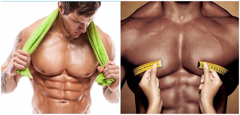 Bài tập chống đẩy giúp phát triển cơ ngực cường tráng