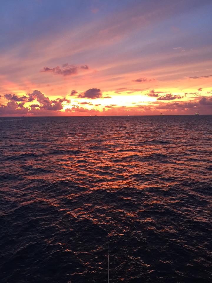 Góc Offshore – Chào buổi sáng trên Giàn H5 Platform – HL JOC