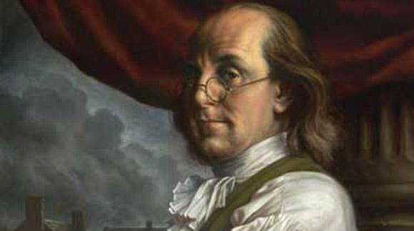 Những bài học tiết kiệm về tiền bạc từ Benjamin Franklin