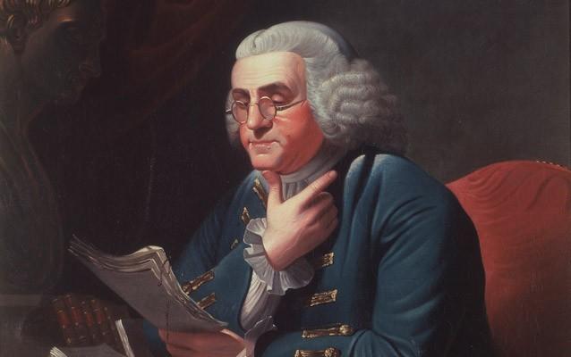 Bài học nhớ đời của Benjamin Franklin: Đừng bao giờ tự cho mình là quá quan trọng!