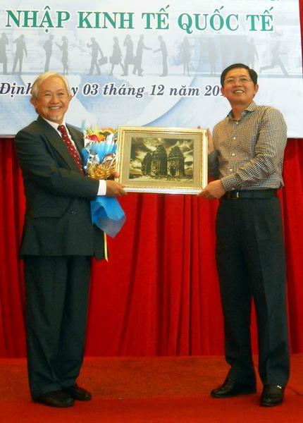 Phan van Truong Binh Dinh