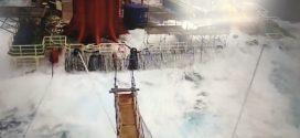 PTSC Offshore 1_Trải nghiệm cùng dân công trình dầu khí biển