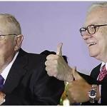 """Hai """"ông già"""" Buffett và Munger đã nói gì về đầu tư?"""