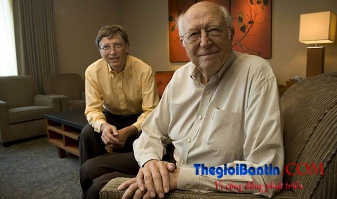 Cha của Bill Gates dạy con như thế nào ?