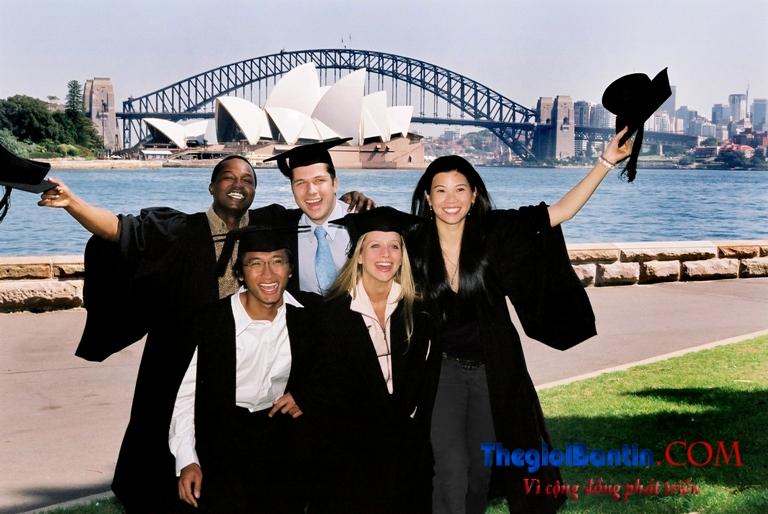 Cách đăng ký Học bổng Chính phủ Úc (Australia)