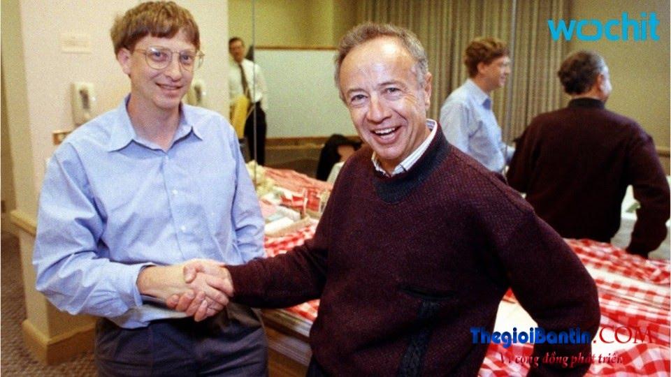 Chân dung Andy Grove: Vị CEO tài giỏi của thung lũng Silicon