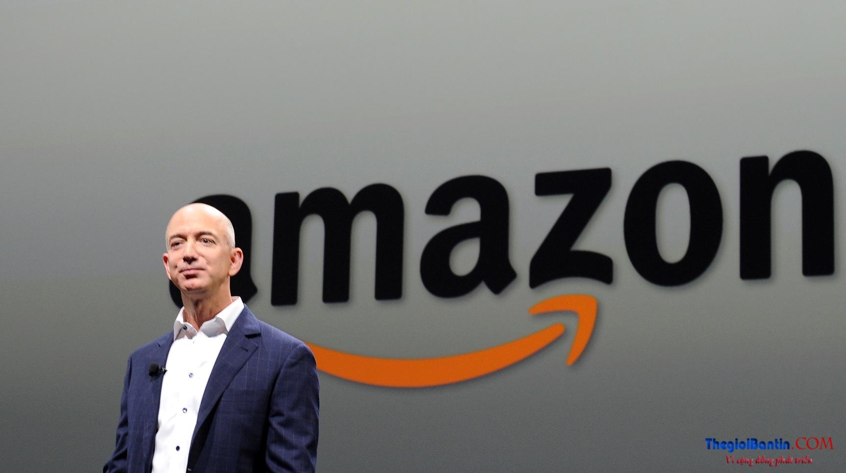 Những câu chuyện thú vị về CEO Amazon – Jeff Bezos