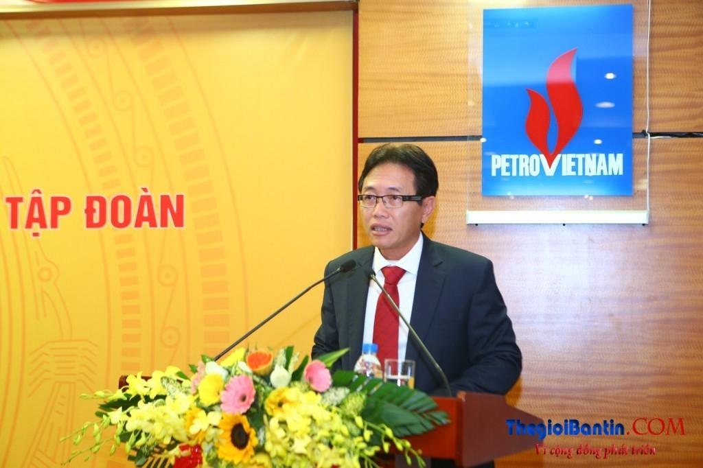 Nguyen Vu Truong Son_TGD PVN