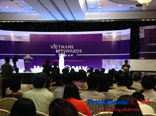 Vietnam HR Awards 2016