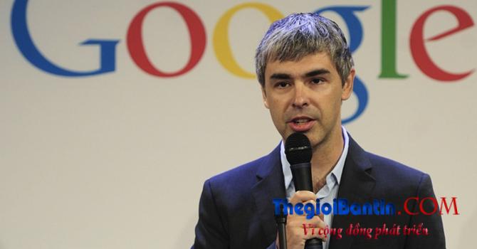 Câu chuyện công nghệ về Larry Page – cha đẻ của Google