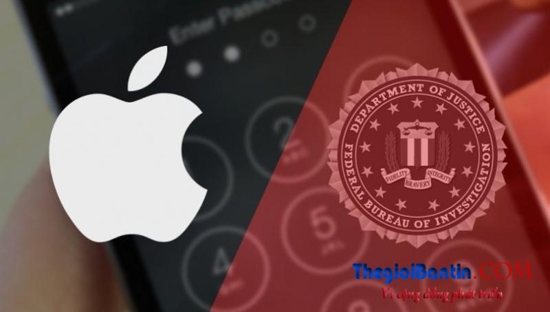 apple va FBI