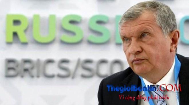 TGD dau khi Rosneft