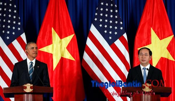 obama in Vietnam 2016