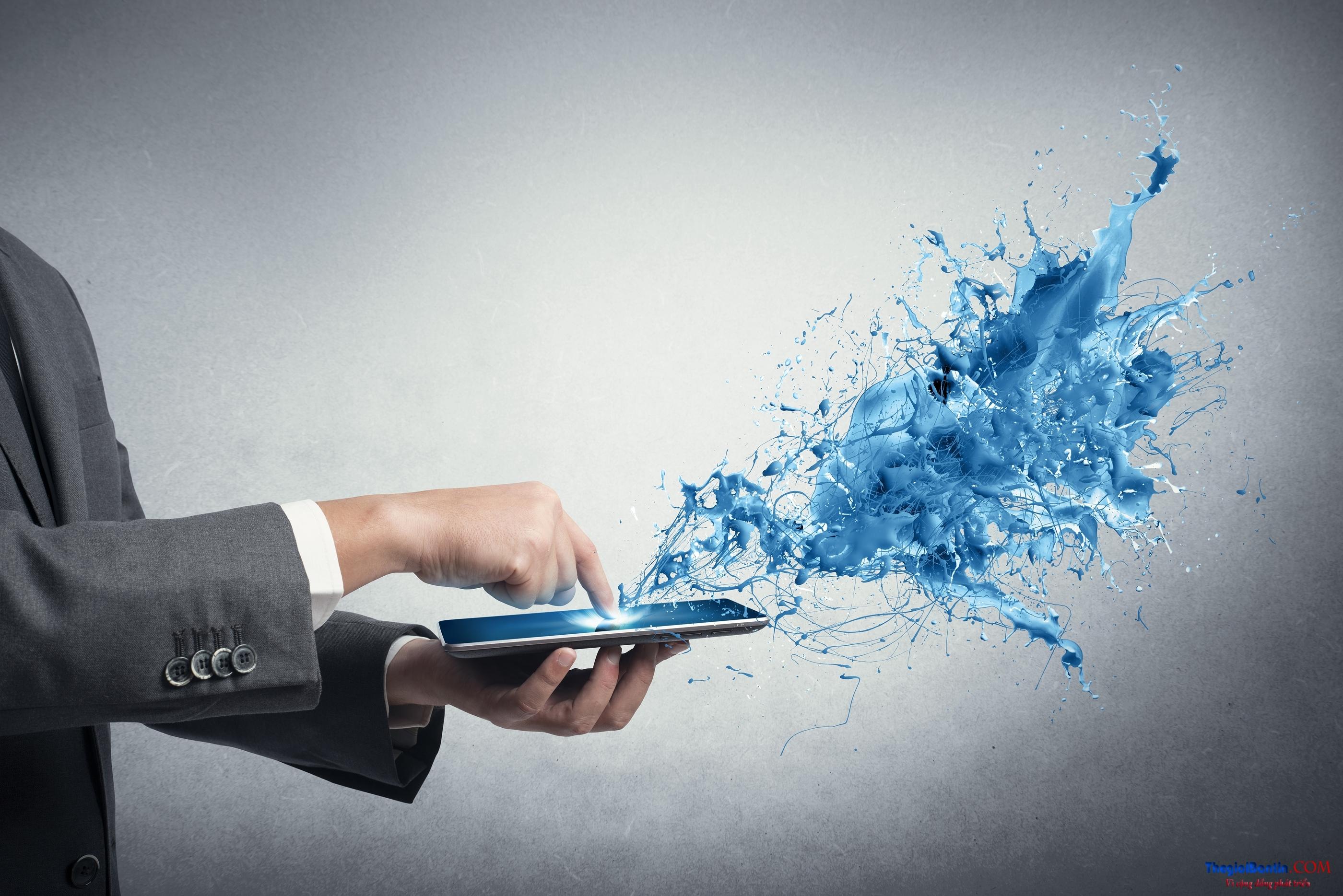 Công nghệ thay đổi rất nhanh. Nhanh hơn nhiều người có thể tưởng.