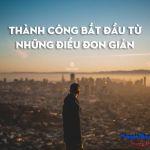Thanh cong tu don gian