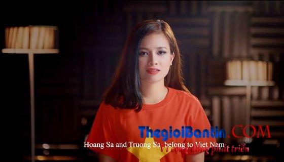 Hoàng Sa và Trường Sa là của Việt Nam – Hoang Sa and Truong Sa belong to Vietnam