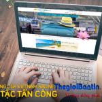 Tin tac hacke tan cong Vietnam Airline