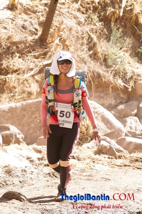 Runner Vu Phuong Thanh Vietnam