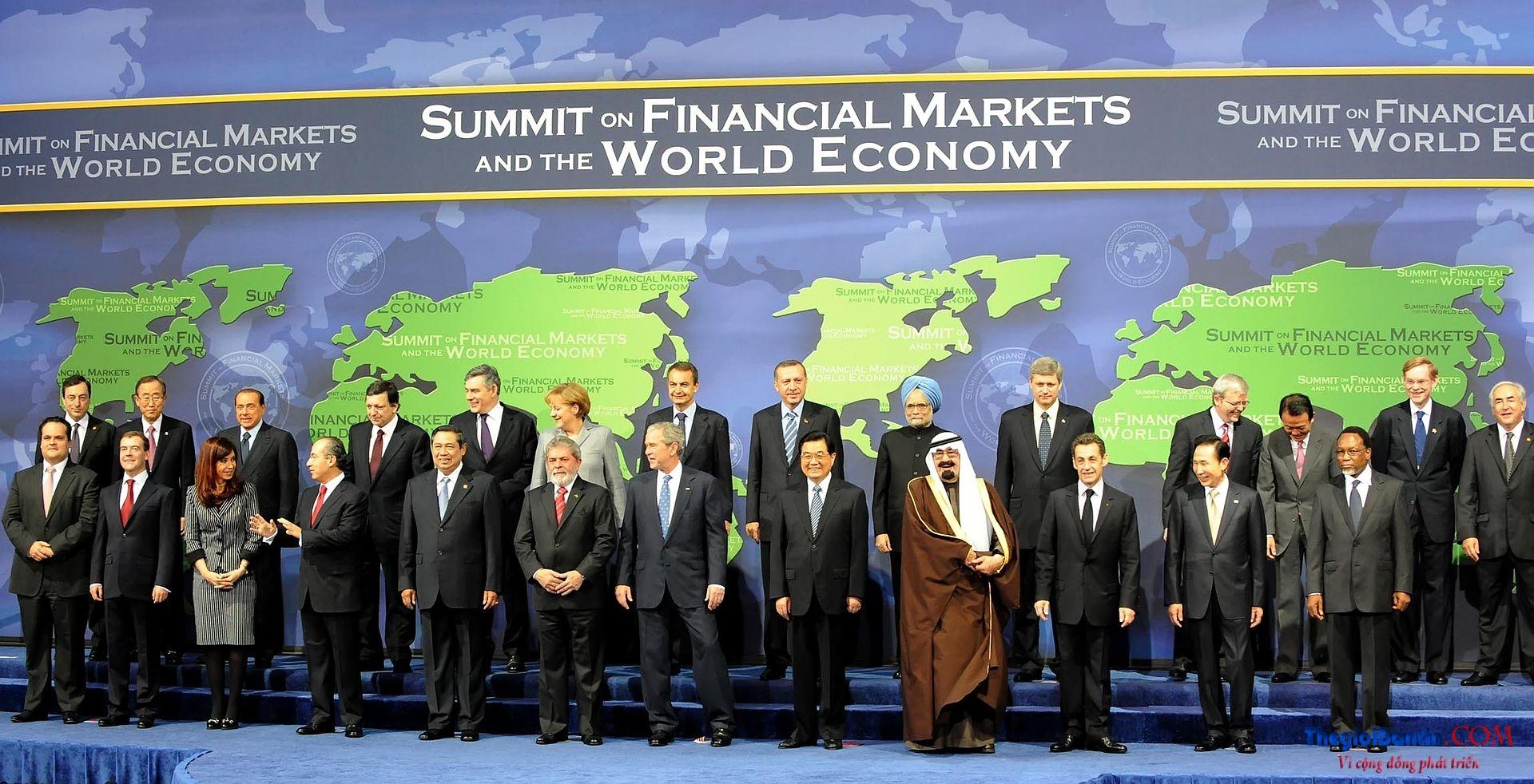 G20 là gì ?