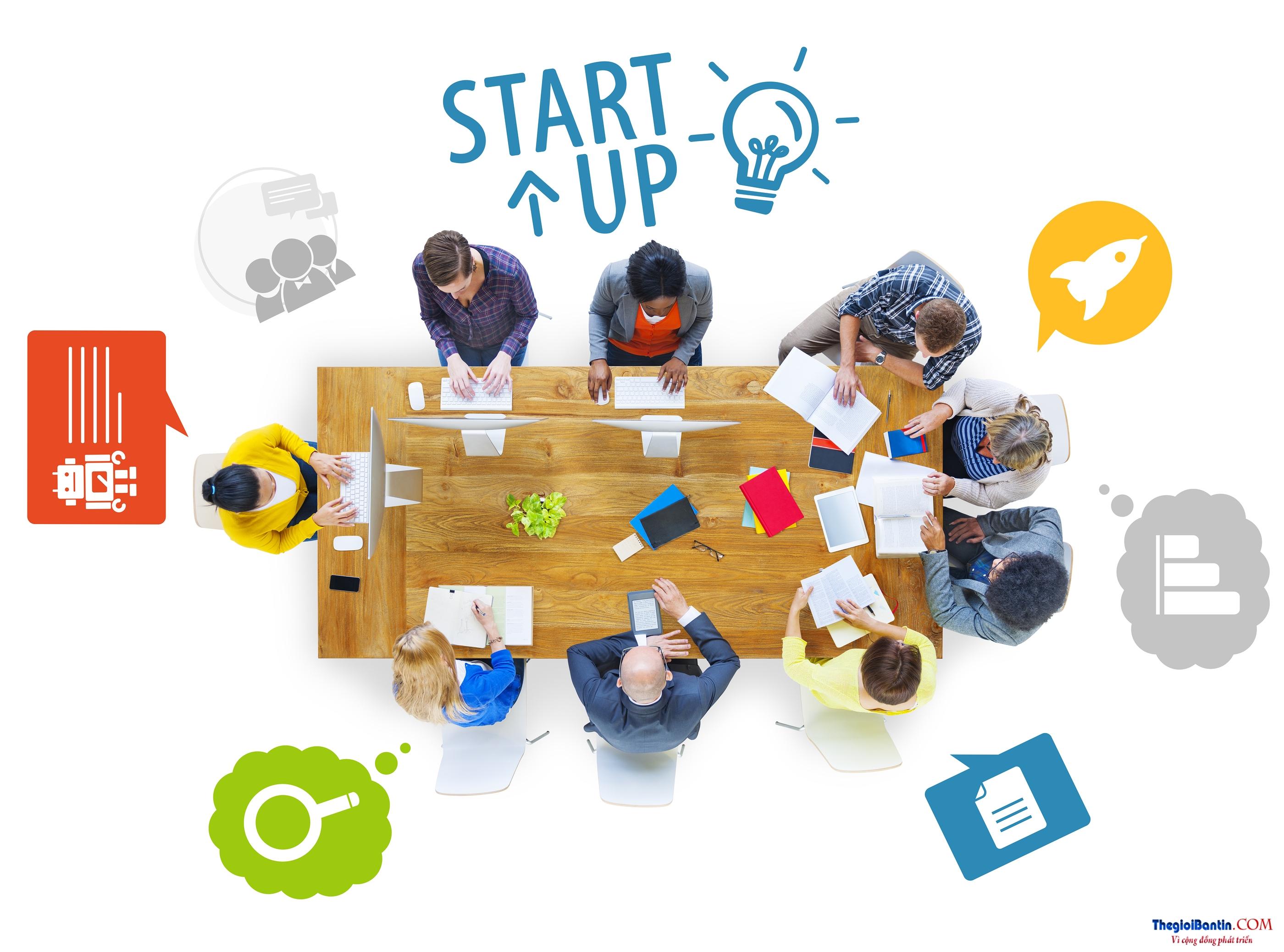 Đối thoại về khởi nghiệp