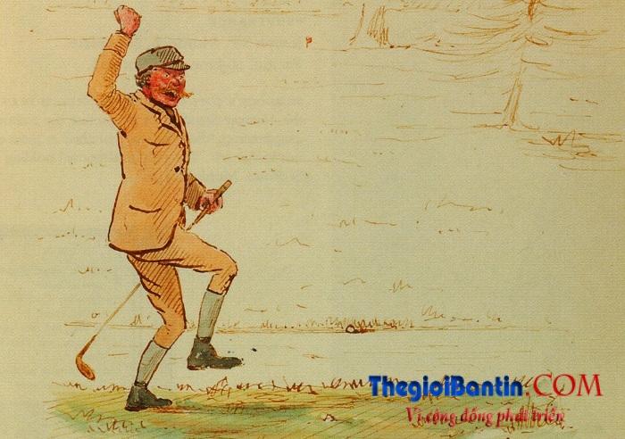 """""""Luật rừng"""" trên sân golf"""