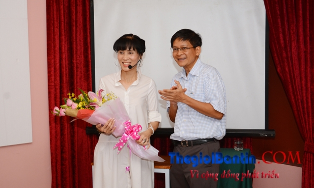 Tiến sĩ não bộ Nguyễn Hồng Phương – Học ôm, biết yêu và dám 'tưởng bở'