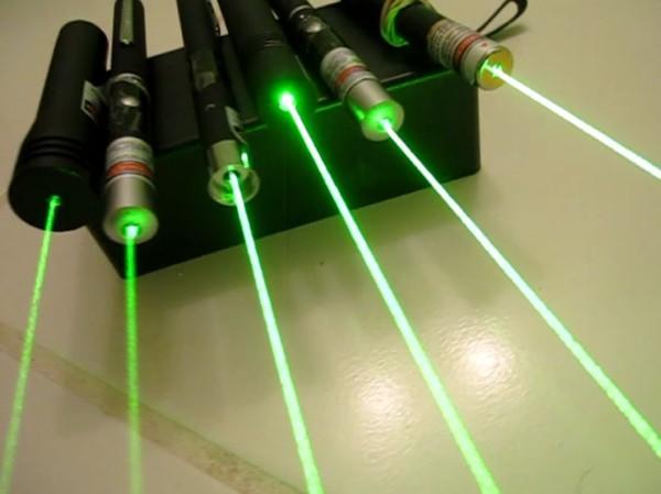 Laser xanh lục