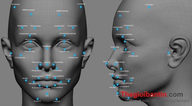 Ra mắt phần mềm NEC nhận diện khuôn mặt để xác minh danh tính người dùng