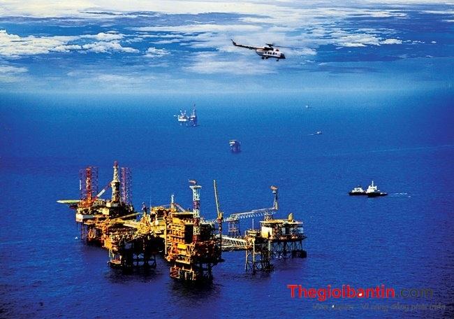 Video – Toàn cảnh Giàn khoan – Mỏ dầu khí Bạch Hổ Vietsov Petro – xuân Canh Dần