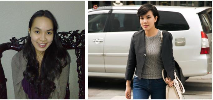 Võ Thị Minh An của năm 2010 khi được báo chí hết lời ca ngợi và ở thời điểm hiện tại, đã có nhiều thay đổi. Nét từng trải và sự chững chạc hiện rõ trên gương mặt cô.