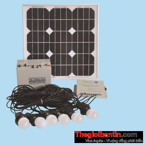 Cách tính toán thiết kế hệ thống điện năng lượng mặt trời