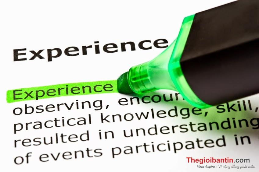 6 cách hướng dẫn viết CV cho người có dự định thay đổi nghề nghiệp