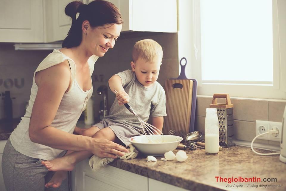 10 hướng dẫn ngắn bạn nên làm để tạo hình mẫu cho hành vi ăn uống tốt của trẻ