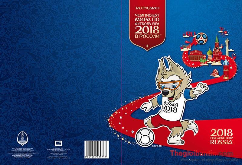 Bài hát chính thức của World Cup 2018