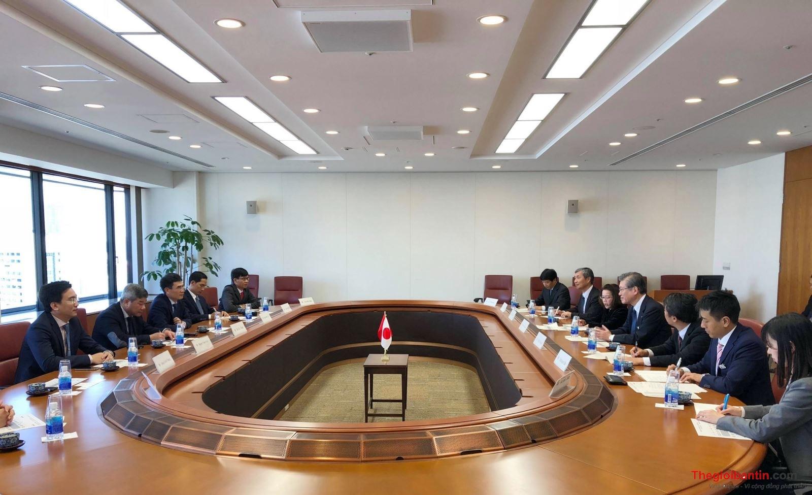PVN – Tokyo Gas: Nấc thang mới trong hợp tác dầu khí