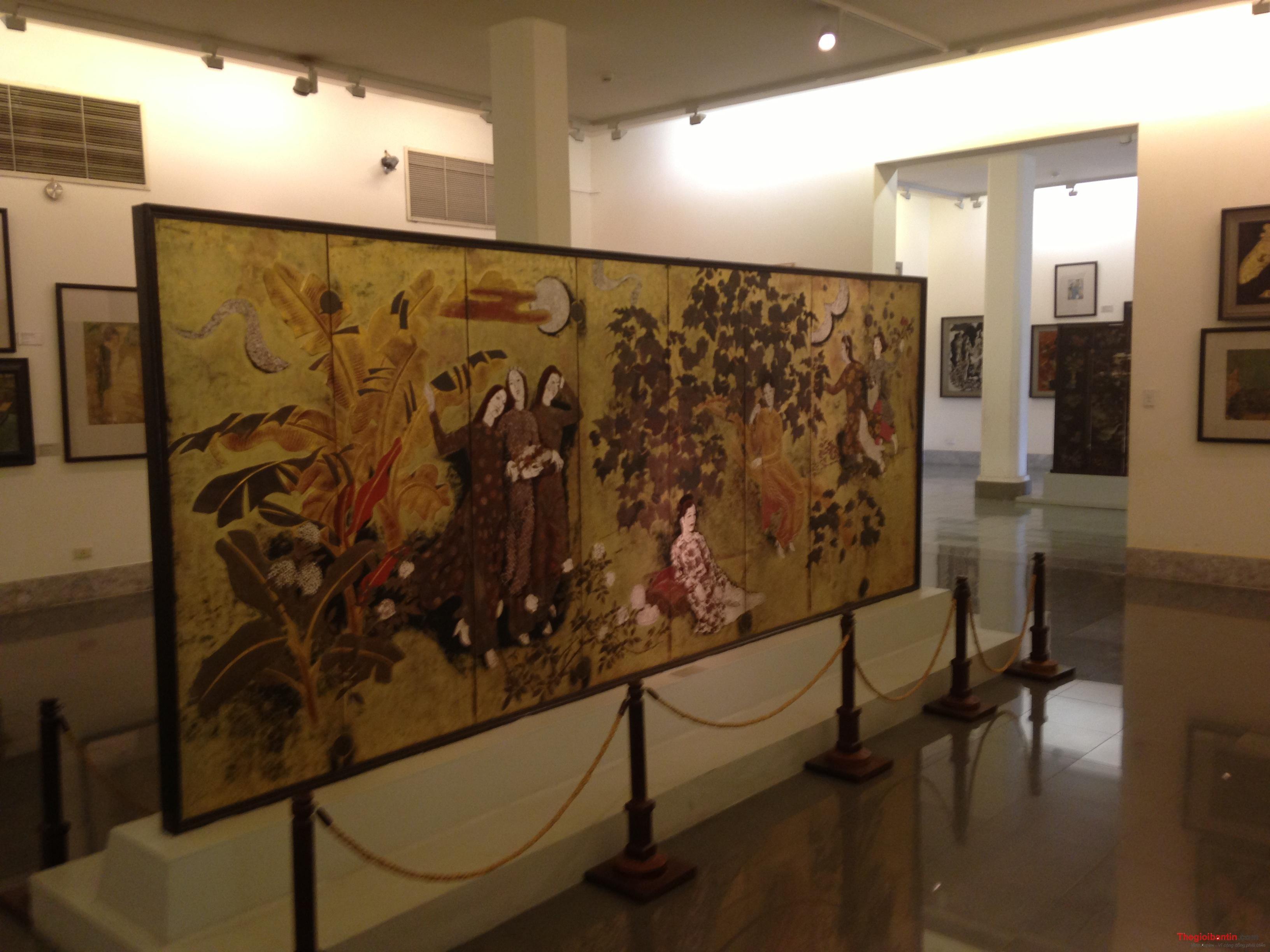 Hai bộ tứ của Hội họa Việt Nam – Phần 1
