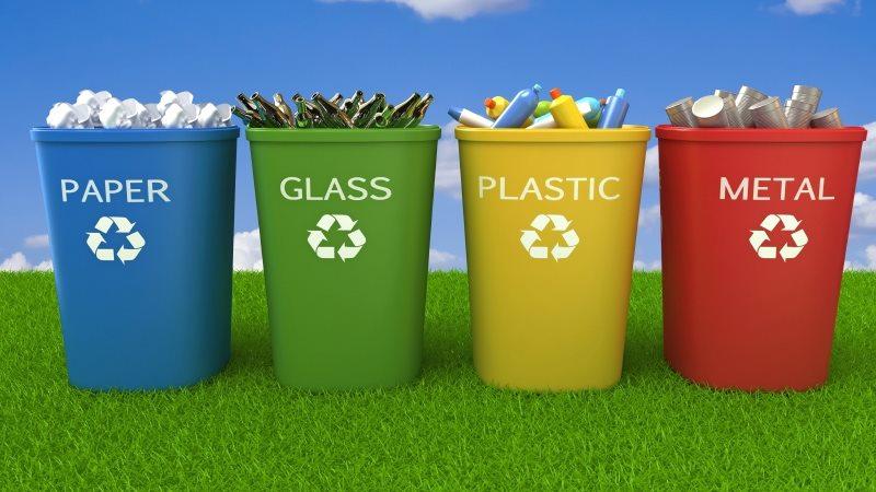 Một bài viết về phân loại rác