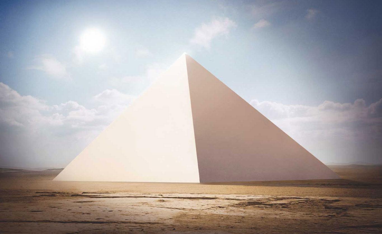 Kim tự tháp Giza từng tỏa sáng như một ngôi sao hàng nghìn năm trước