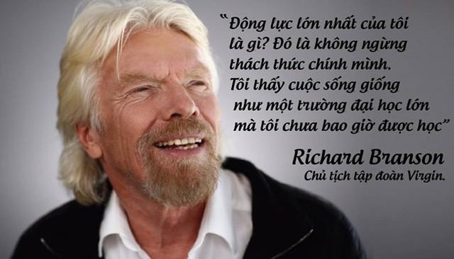 3 lời khuyên của tỷ phú Richard Branson dành cho những người khởi nghiệp: Đơn giản nhưng đắt giá, thực hiện đúng sẽ gặt hái được thành công