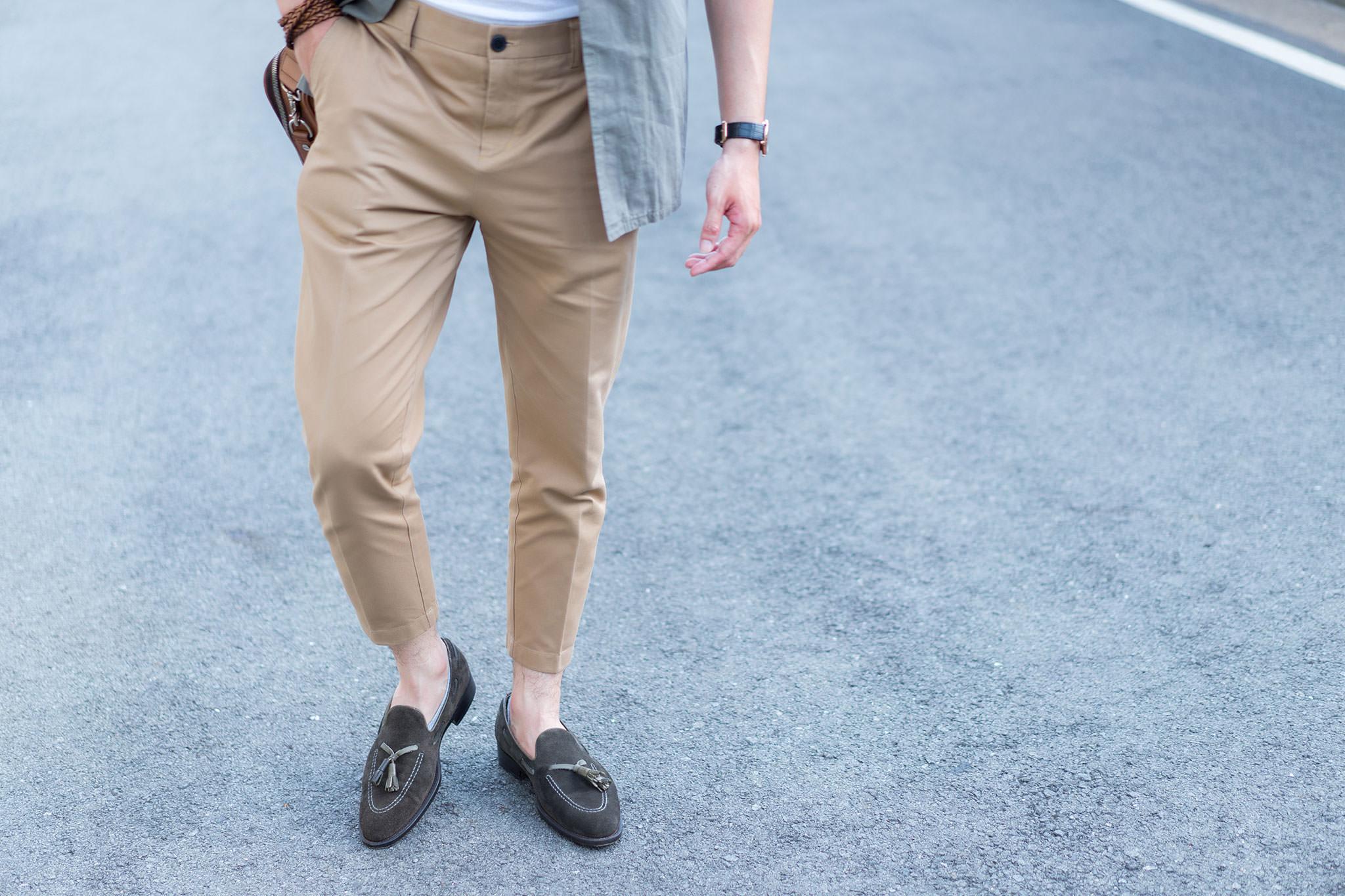 Đôi giày bạn mang nói lên điều gì?
