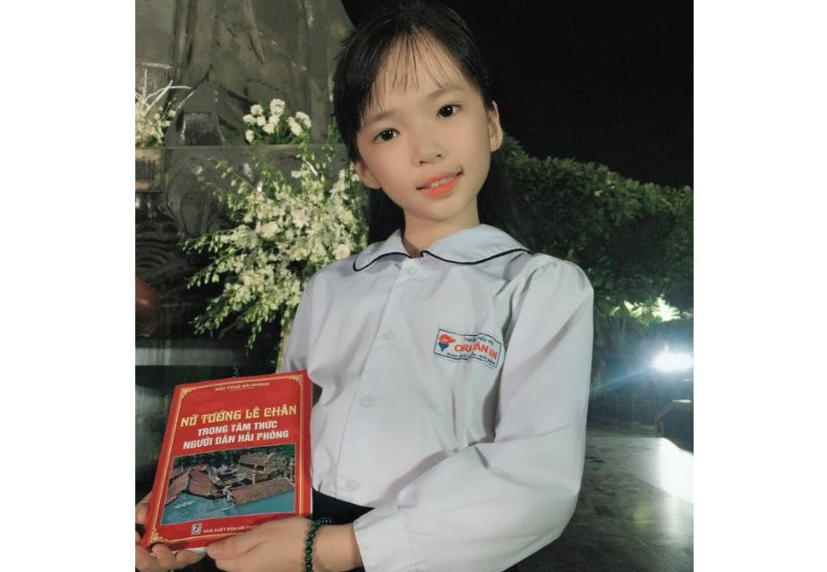 Nữ tướng Lê Chân trong tâm thức người dân Hải Phòng