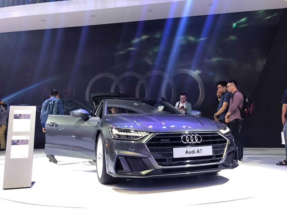 Toàn cảnh Việt Nam Motor Show 2018