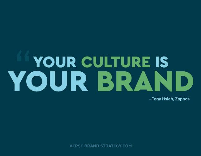 """Sức mạnh thương hiệu đến từ sự cộng hưởng của cả hai yếu tố """"văn hoá"""" và """"thương hiệu""""."""