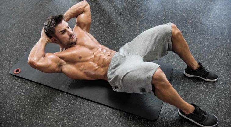 4 bài tập đơn giản cho nam giới tập luyện trong những ngày nghỉ để đốt mỡ bụng tại nhà.