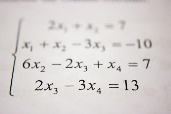 Dạy toán cho trẻ em