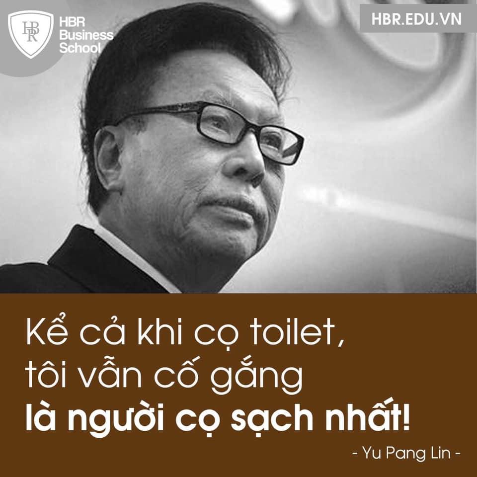 Nếu là người cọ Toilet, hãy là người cọ sạch nhất !