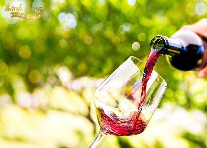 Những tiêu chí để đánh giá loại rượu vang ngon