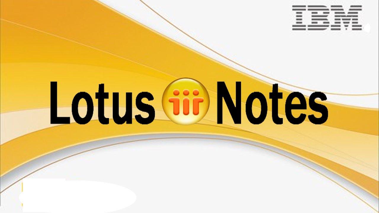 IBM bán Lotus Notes & Domino cho Công ty HCL của Ấn Độ với giá 1,8 tỷ USD
