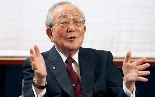 """Quan điểm kinh doanh """"lạ"""" của """"vị thần doanh nhân"""" Nhật Bản"""
